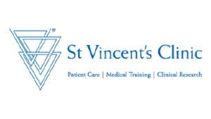 St Vincents Clinic logo