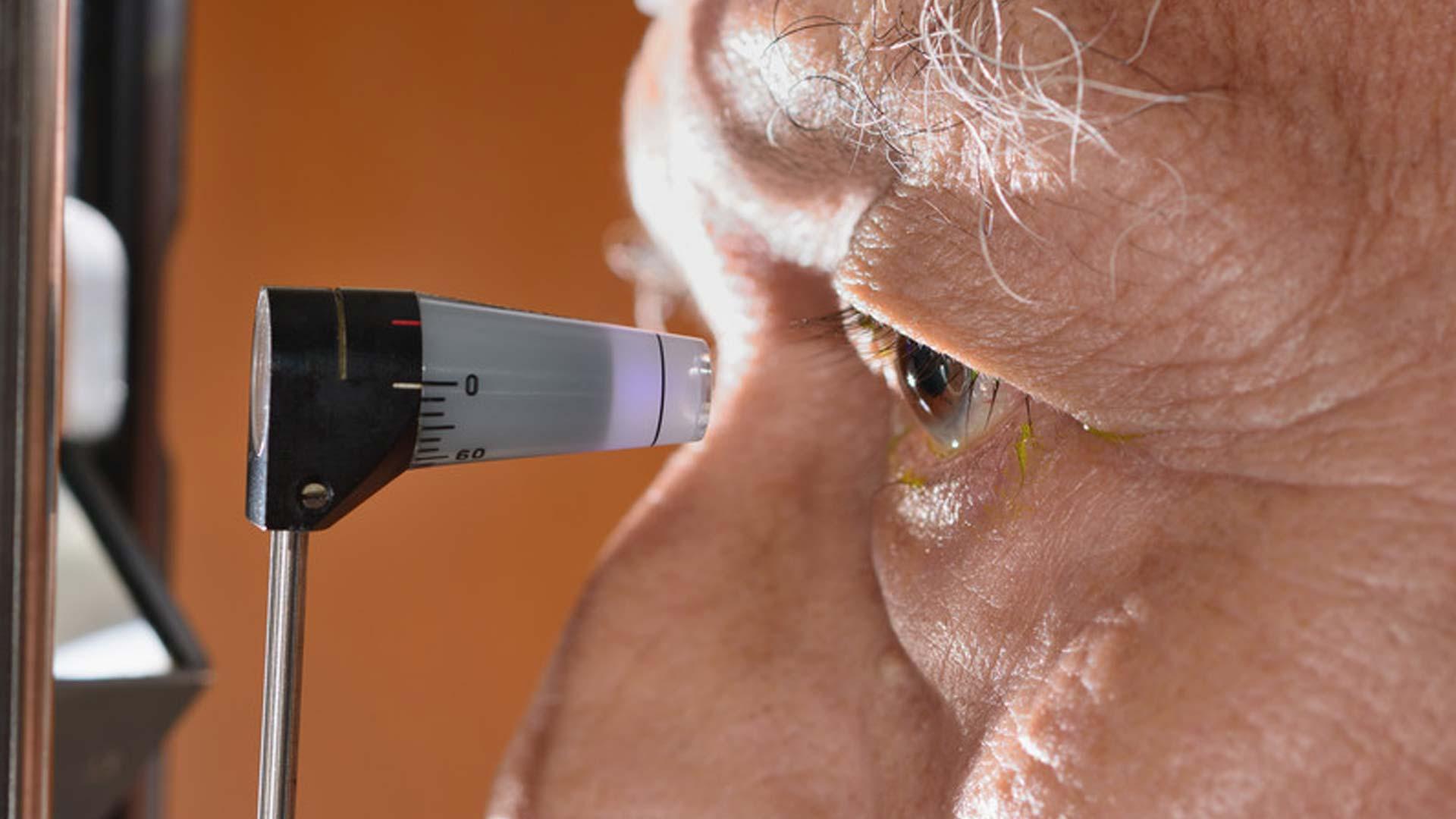 glaucoma testing